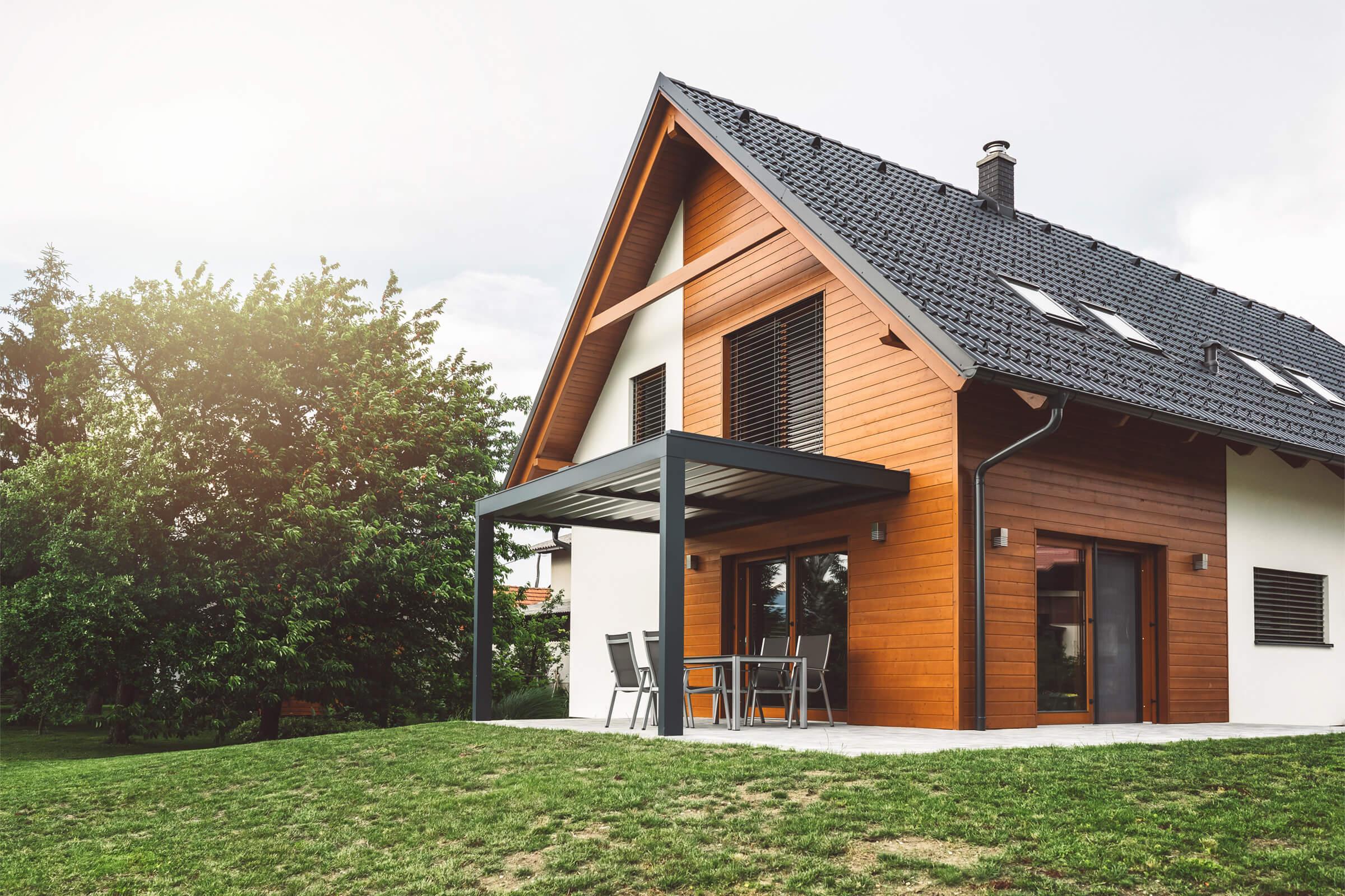 milyen ház készül 2